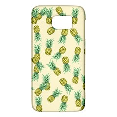 Pineapples Pattern Galaxy S6 by Valentinaart