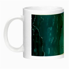 Shark Night Luminous Mugs by Valentinaart