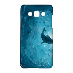 Shark Samsung Galaxy A5 Hardshell Case  by Valentinaart