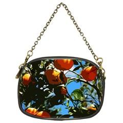 Orange Tree Chain Purses (one Side)  by Valentinaart