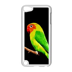 Parrot  Apple Ipod Touch 5 Case (white) by Valentinaart