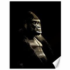 Gorilla  Canvas 36  X 48   by Valentinaart