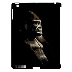 Gorilla  Apple Ipad 3/4 Hardshell Case (compatible With Smart Cover) by Valentinaart