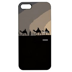 Caravan  Apple Iphone 5 Hardshell Case With Stand by Valentinaart
