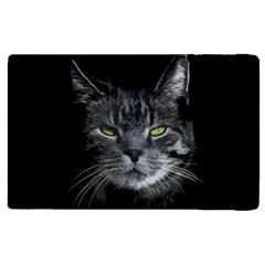 Domestic Cat Apple Ipad 3/4 Flip Case by Valentinaart