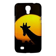 Giraffe  Samsung Galaxy Mega 6 3  I9200 Hardshell Case by Valentinaart