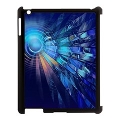 Partition Dive Light 3840x2400 Apple Ipad 3/4 Case (black) by amphoto