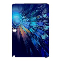 Partition Dive Light 3840x2400 Samsung Galaxy Tab Pro 12 2 Hardshell Case by amphoto