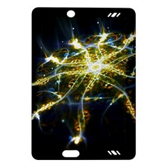 Surface Pattern Light  Amazon Kindle Fire Hd (2013) Hardshell Case by amphoto