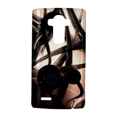 Connection Shadow Background  Lg G4 Hardshell Case by amphoto