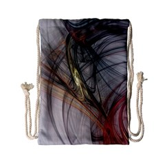 Plexus Web Light  Drawstring Bag (small) by amphoto