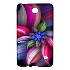 Flower Rotation Form  Samsung Galaxy Tab 4 (7 ) Hardshell Case  by amphoto