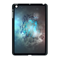 Something Light Abstraction  Apple Ipad Mini Case (black) by amphoto