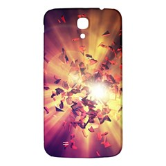 Shards Explosion Energy  Samsung Galaxy Mega I9200 Hardshell Back Case by amphoto