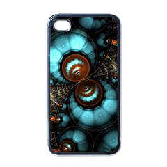 Spiral Background Form 3840x2400 Apple Iphone 4 Case (black) by amphoto