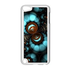 Spiral Background Form 3840x2400 Apple Ipod Touch 5 Case (white) by amphoto