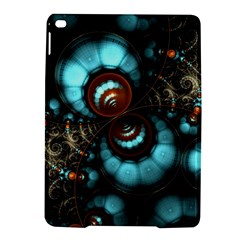 Spiral Background Form 3840x2400 Ipad Air 2 Hardshell Cases by amphoto