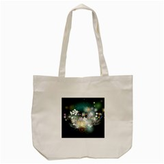 Abstraction Color Pattern 3840x2400 Tote Bag (cream) by amphoto