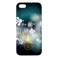 Abstraction Color Pattern 3840x2400 Iphone 5s/ Se Premium Hardshell Case by amphoto