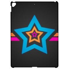 Star Background Colorful  Apple Ipad Pro 12 9   Hardshell Case by amphoto
