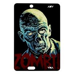 Zombie Amazon Kindle Fire Hd (2013) Hardshell Case by Valentinaart