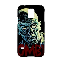 Zombie Samsung Galaxy S5 Hardshell Case  by Valentinaart