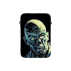 Zombie Apple Ipad Mini Protective Soft Cases by Valentinaart