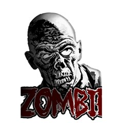 Zombie 5 5  X 8 5  Notebooks by Valentinaart