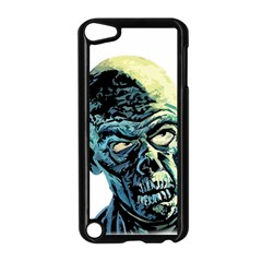 Zombie Apple Ipod Touch 5 Case (black) by Valentinaart