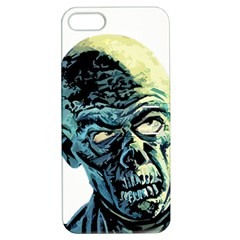 Zombie Apple Iphone 5 Hardshell Case With Stand by Valentinaart