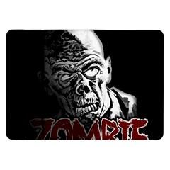 Zombie Samsung Galaxy Tab 8 9  P7300 Flip Case by Valentinaart