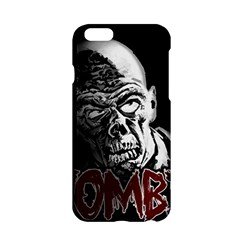 Zombie Apple Iphone 6/6s Hardshell Case by Valentinaart
