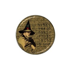 Witchcraft Vintage Hat Clip Ball Marker (10 Pack) by Valentinaart