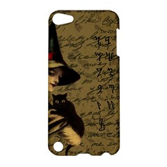 Witchcraft Vintage Apple Ipod Touch 5 Hardshell Case by Valentinaart