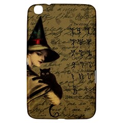 Witchcraft Vintage Samsung Galaxy Tab 3 (8 ) T3100 Hardshell Case  by Valentinaart