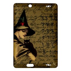 Witchcraft Vintage Amazon Kindle Fire Hd (2013) Hardshell Case by Valentinaart