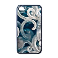 Spiral Glass Abstract  Apple Iphone 4 Case (black) by amphoto