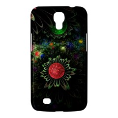 Shapes Circles Flowers  Samsung Galaxy Mega 6 3  I9200 Hardshell Case by amphoto