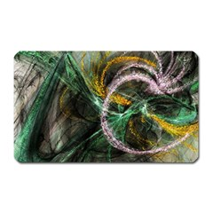 Connection Background Line Magnet (rectangular) by amphoto