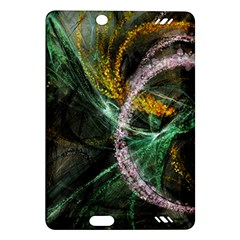 Connection Background Line Amazon Kindle Fire Hd (2013) Hardshell Case by amphoto