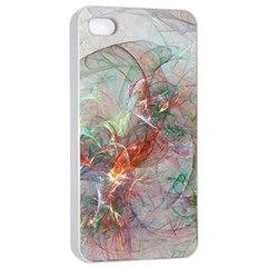 Shroud Clot Light  Apple Iphone 4/4s Seamless Case (white) by amphoto