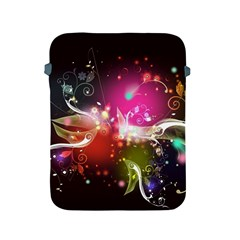 Plant Patterns Colorful  Apple Ipad 2/3/4 Protective Soft Cases by amphoto