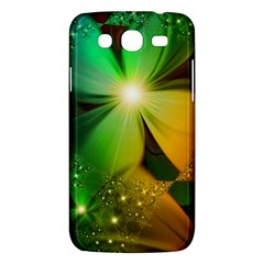 Flowers Petals Colorful  Samsung Galaxy Mega 5 8 I9152 Hardshell Case  by amphoto