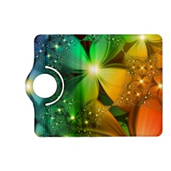 Flowers Petals Colorful  Kindle Fire Hd (2013) Flip 360 Case by amphoto