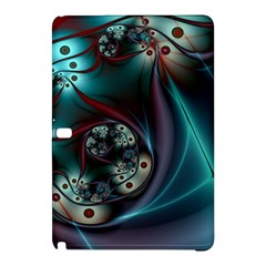 Rotation Patterns Lines  Samsung Galaxy Tab Pro 10 1 Hardshell Case by amphoto