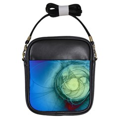 Connection Ball Light  Girls Sling Bags by amphoto