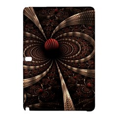 Circles Spheres Lines  Samsung Galaxy Tab Pro 10 1 Hardshell Case by amphoto