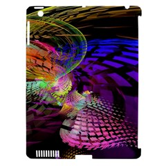 Fractal Patterns Background  Apple Ipad 3/4 Hardshell Case (compatible With Smart Cover) by amphoto
