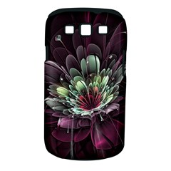 Flower Burst Background  Samsung Galaxy S Iii Classic Hardshell Case (pc+silicone) by amphoto