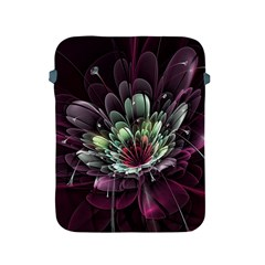 Flower Burst Background  Apple Ipad 2/3/4 Protective Soft Cases by amphoto